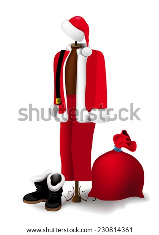 Santa Claus clothes