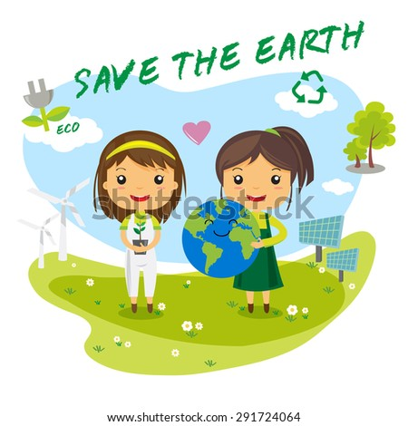save greenery essay