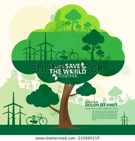 a greener world essay