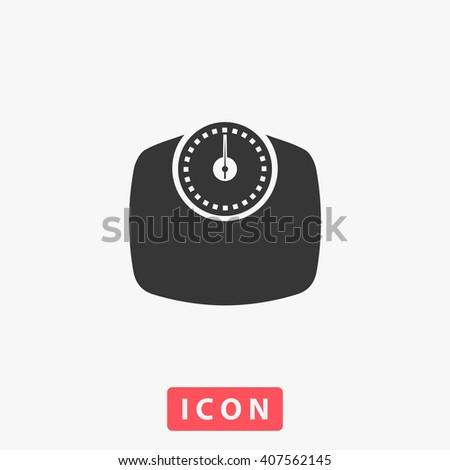 scale Icon. scale Icon Vector. scale Icon Art. scale Icon eps. scale Icon Image. scale Icon logo. scale Icon Sign. scale Icon Flat. scale Icon design. scale icon app. scale icon UI. scale icon web - stock vector
