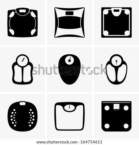 Scales - stock vector