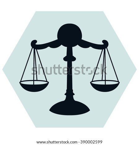 scales, weighing, weight, balance ,vector icon