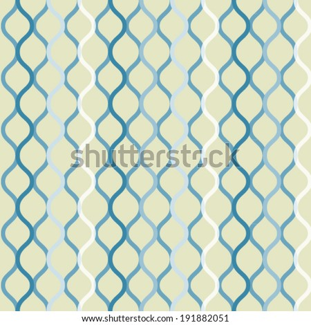 scandinavian blue and gray vector wallpaper background. wavy seamless pattern for your design.wrapping and fabric design background.