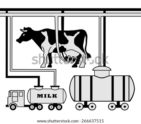 milk tank stock images  royalty
