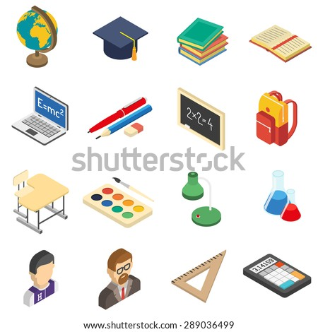 ... and retort in chemistry lab abstract isolated vector illustration
