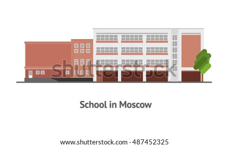 School in Moscow