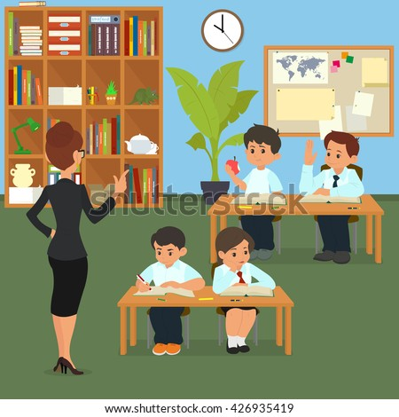 Classroom Stock Photos Royalty Free Images Vectors Shutterstock