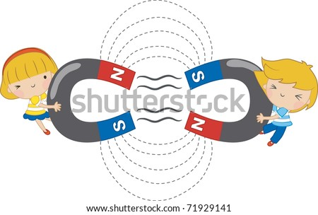 Science Day - stock vector