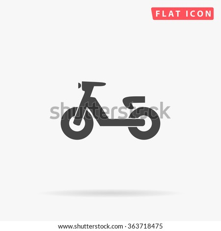 Scooter Icon Vector. Scooter Icon JPEG. Scooter Icon Picture. Scooter Icon Image. Scooter Icon Graphic. Scooter Icon Art. Scooter Icon JPG. Scooter Icon EPS. Scooter Icon AI. Scooter Icon Drawing - stock vector