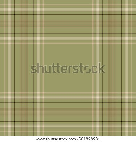 Scottish Seamless Tartan Plaid