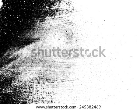 Scratch Distress Sketch Grunge Dirt Overlay Texture , Simply Place Texture over any Object to Create Grungy Effect . - stock vector