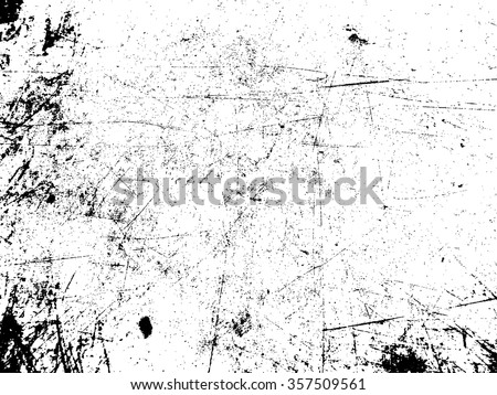 Scratch Texture . Scratch Background . Scratch Effect .Dirty Grain Vector Texture , Simply Place Texture over any Object to Create Distressed Effect. Scratch Overlay Texture . Scratch Vector Texture . - stock vector