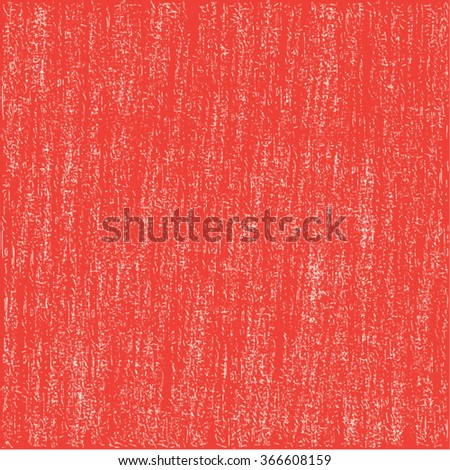 Scratches texture. Red striped background. Abstract vector.