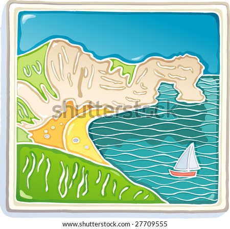 Chalk Cliffs Stock Photos Images Amp Pictures Shutterstock