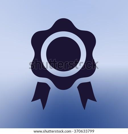 seal icon - stock vector