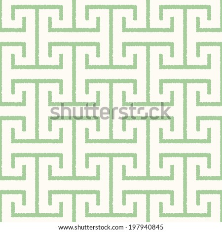 seamless abstract mesh pattern - stock vector