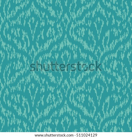 Seamless abstract moroccan pattern
