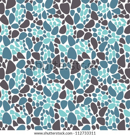 seamless abstract pattern. fashion vector texture. repeating background - stock vector