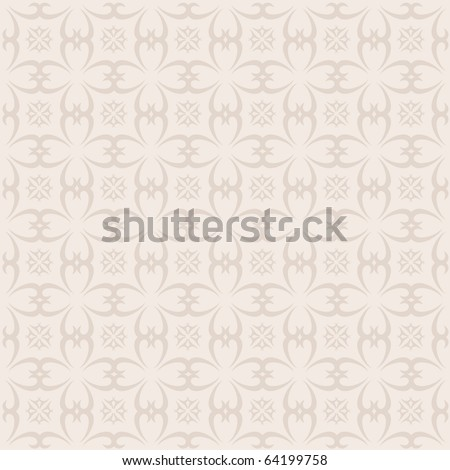 Seamless background - stock vector