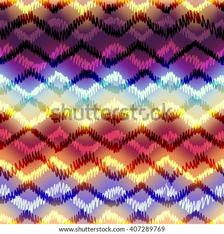 Seamless background pattern. Abstract blurred  purple background. - stock vector