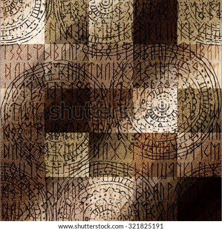 Seamless background pattern. Abstract ethnic geometric pattern  - stock vector