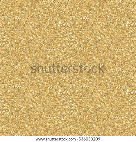 Seamless background pattern. Imitation of a gold texture.