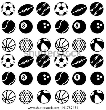 Ball Pattern