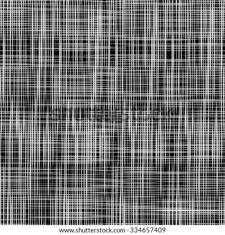 Seamless black and white striped background. Vector illustration for print, web or textile design - stock vector
