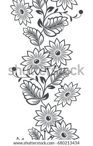 Black And White Border Designs Elitamydearestco