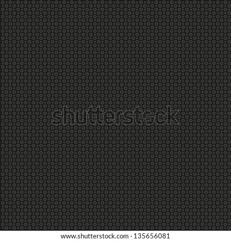 Seamless carbon background black texture