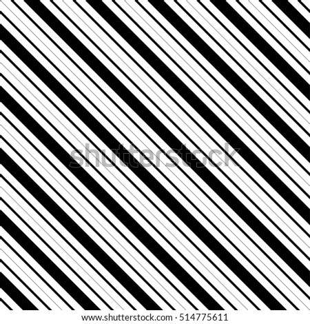 Seamless diagonal stripe pattern