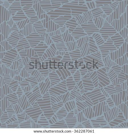 Seamless elephant skin pattern - stock vector