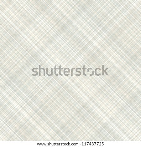 seamless fabric texture pattern - stock vector