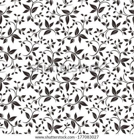 seamless floral pattern vector illustration stock photo photo rh shutterstock com floral pattern vector download flower pattern vector