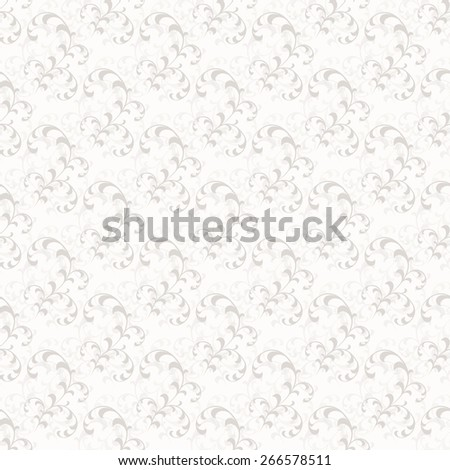 Seamless Floral pattern wallpapers in the style of Baroque . Can be used for backgrounds and page fill web design.