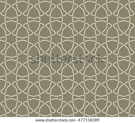 Seamless geometric line pattern. Contemporary graphic design. Endless hexagon texture for wallpaper, pattern fills, web page background. Tribal ethnic  arabic indian ornament. Vector repeating pattern