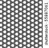 seamless geometric pattern artwork for t-shirt - stock vector