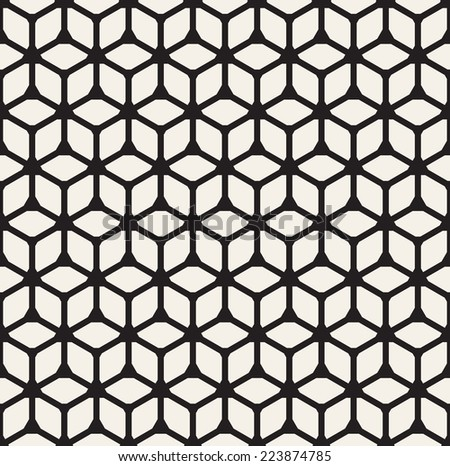 Seamless geometric pattern. Geometric simple print. Vector grid texture - stock vector
