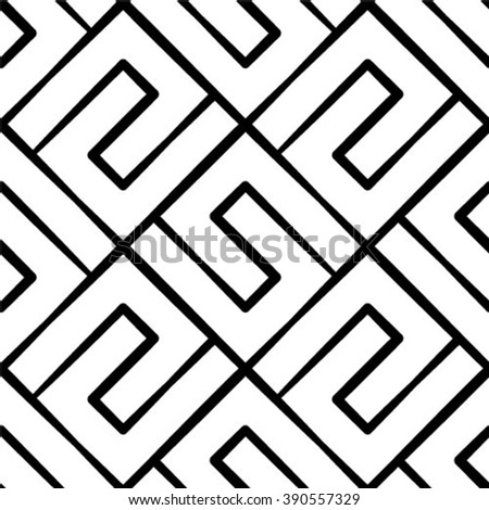 Seamless geometric pattern. Geometric simple print. Vector repeating texture