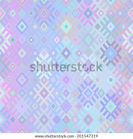 Seamless geometric pattern in ethnic style. Vector.