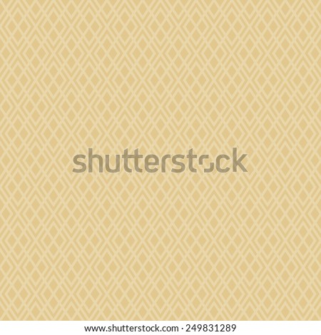 seamless geometric pattern of divided rhombuses. - stock vector