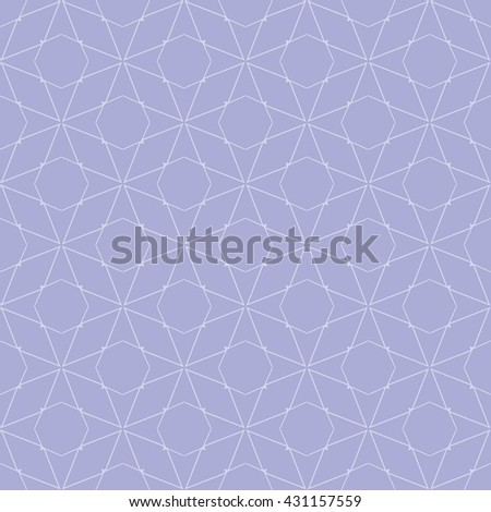 Seamless geometric texture. Vector pattern.