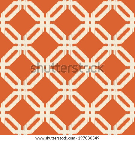 seamless geometric textured background pattern - stock vector