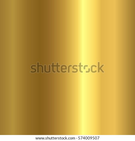 Seamless Gold Metal Texture Vector Illustration Stock HD Royalty Free 574009507