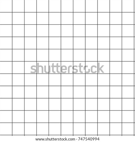 seamless grid mesh pattern graph paper stock vector (2018) 747540994