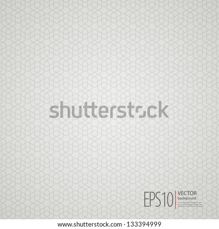 Seamless Islamic background - stock vector