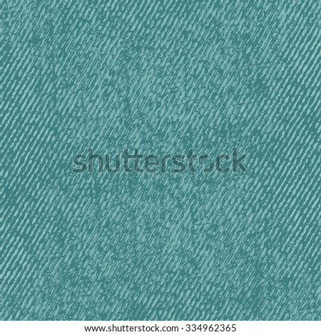 Seamless jeans texture, vector illustration for Your design, eps10 - stock vector