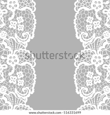 Lace Border Stock Images, Royalty-Free Images & Vectors ...