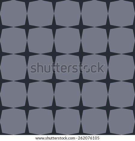 seamless native pattern - stock vector