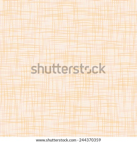 seamless orange colored abstract background vector illustration - stock vector